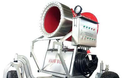 炮式造雪机