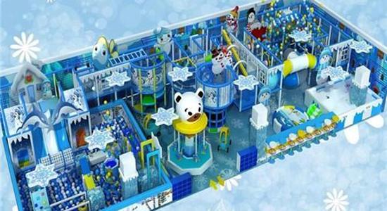冰雪主题乐园模式设计规划