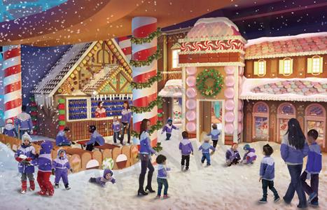 重庆室内冰雪乐园