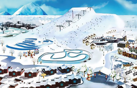室外冰雪大世界