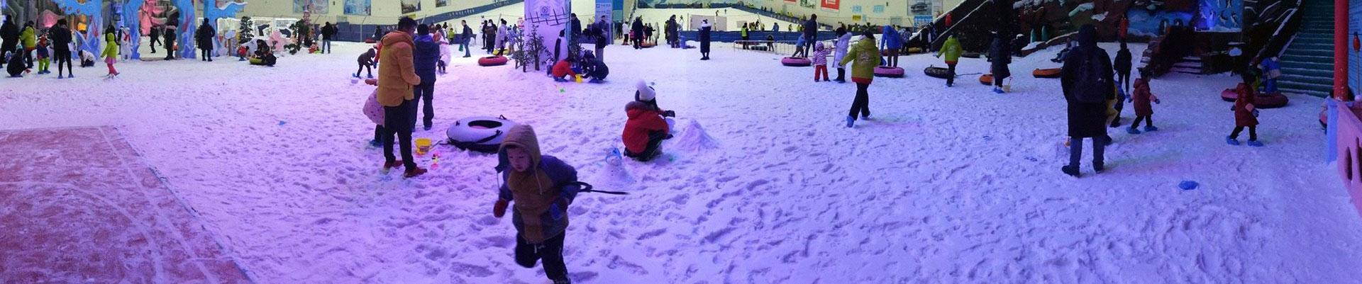 滑雪场建设