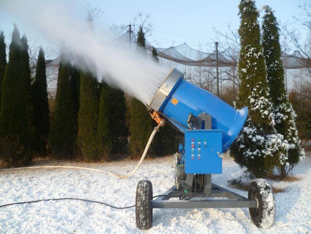 自动化造雪机