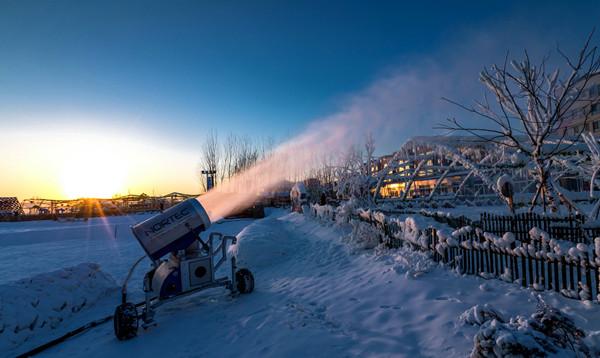 泰洛克造雪机