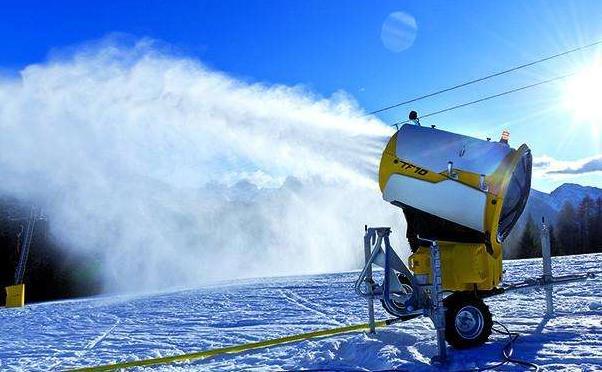 全自动化造雪机