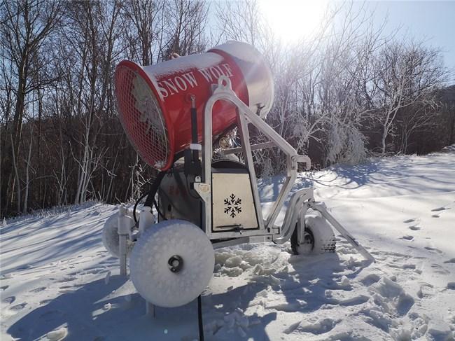 雪狼造雪机